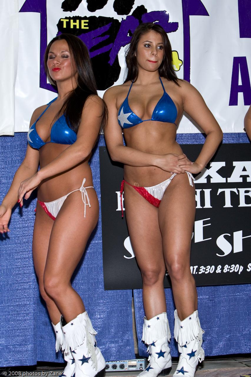 Heart of texas bikini team