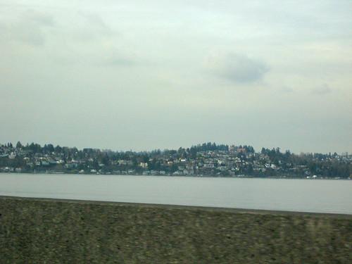 Across Lake Washington