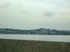 Across Lake Washington