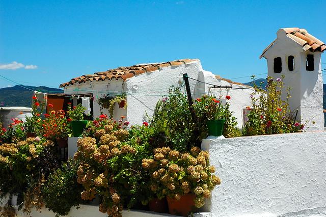 Casa t pica andaluza en algatoc n typical house in - Casas tipicas andaluzas ...