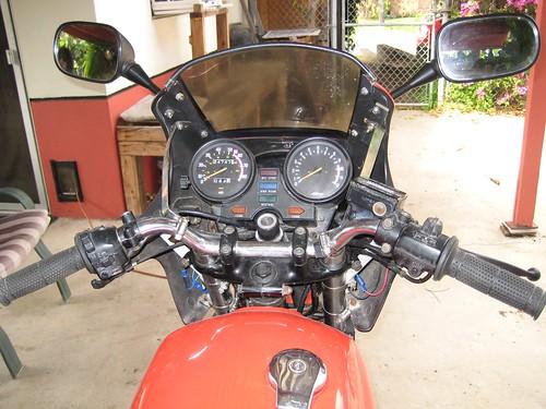 yamaha, xj650, seca, motorcycle, red, vinta… IMG_1142