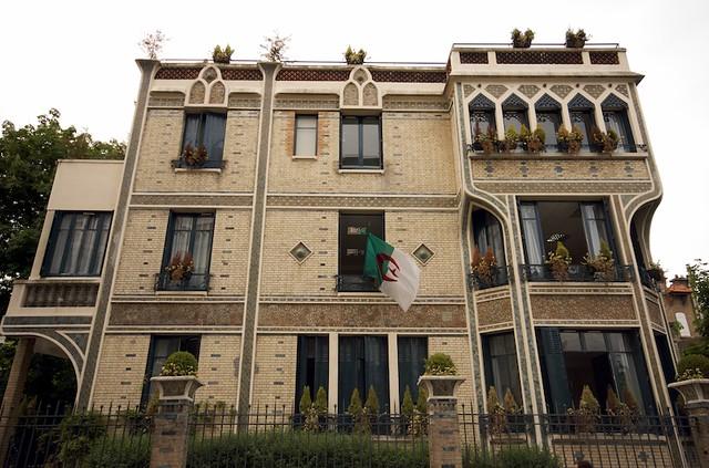 L'ambassade d'Algérie