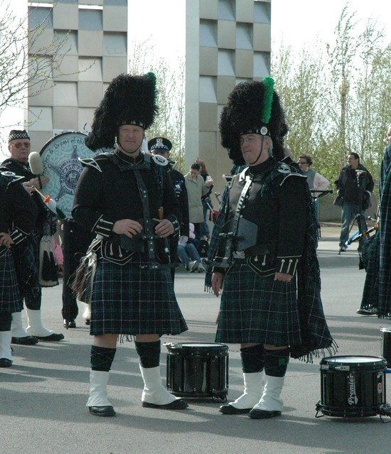 Vancouver Police Pipe Band -- Vancouver Pride 2011 ... |Police Pipe Band Uniforms
