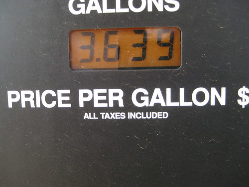 Higher Gasoline Prices in 2012