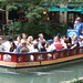 San Antonio TX - River Taxi ride