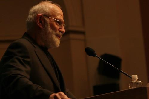Oliver Sacks Lecture