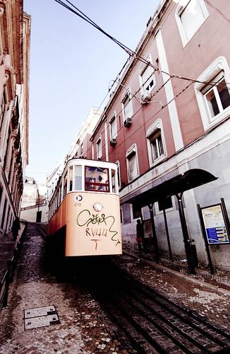 Streetcar of Lisbon