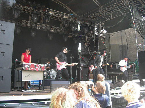 The Staggers @ Picture On 2006
