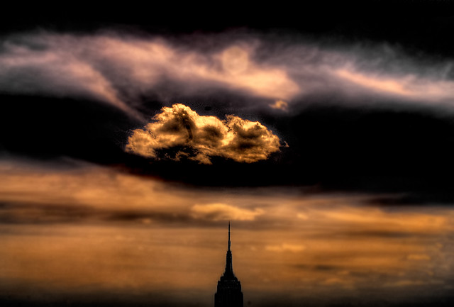 The Empire Cloud Formation