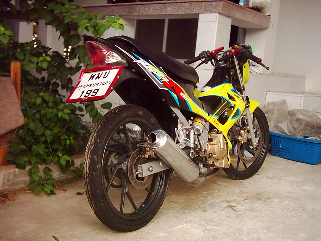 Suzuki Raider 150r >> Suzuki Raider 150R | Flickr - Photo Sharing!