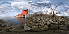 The old Iwabuchi water sluice