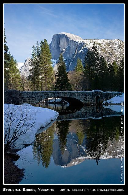 Terms Of Use >> Stoneman Bridge, Yosemite   I can assure you the ...