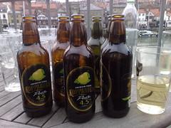Pear Cider!