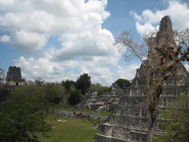 Tikal by CC user mrgarin on Flickr