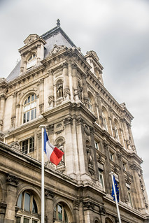 Image of Hôtel de Ville. fra france paris04 paris09ancienquartierhôteldeville geo:lat=4885708818 geo:lon=235308052 geotagged îledefrance