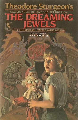 Theodore Sturgeon - The Dreaming Jewels (Bluejay 1985)