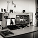 My Work Desk 2 by oilytrader