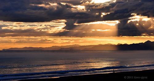 newzealand beach sunrise nikon nz northisland bayofplenty thegalaxy nikond90 ohopebeach mygearandme