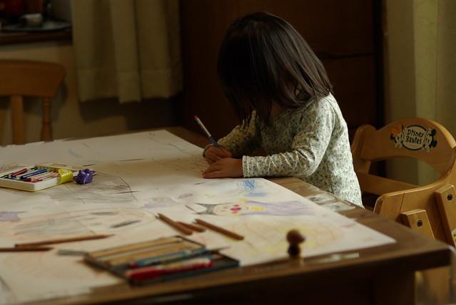 雨の日でも子どもが楽しめる室内遊びの画像1