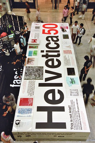 Your Helvetica Exhibition