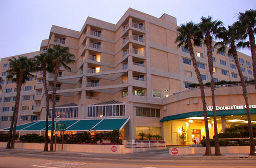 Doubletree Suites Santa Monica Exterior Flickr Photo Sharing
