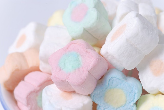 Flower Marshmallow
