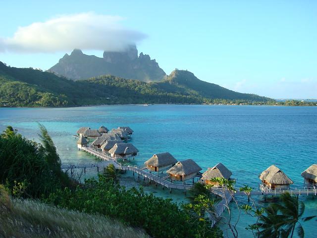 Bora Bora. Polinesia francesa.