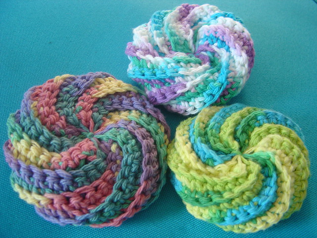 Crocheting Scrubbies : Crochet scrubbies Flickr - Photo Sharing!