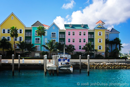 paradise in pastel