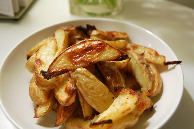 Roasted Potato Wedges | Flickr - Photo Sharing!