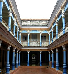 Chettinadu Mansion - Tamil Nadu