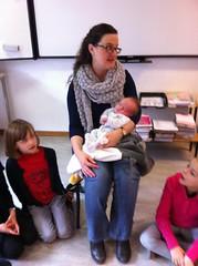 2B: Het broertje van Marie komt op bezoek (17/02/17)