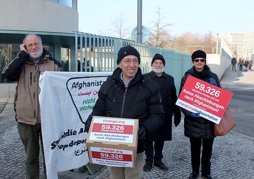 Petition gegen Abschiebung nach Afghanistan