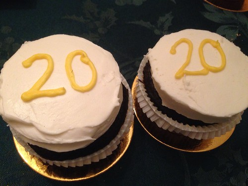 20 Month Cupcakes