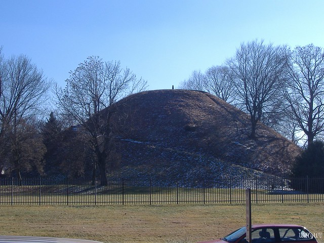 Grave Creek Mound State Park
