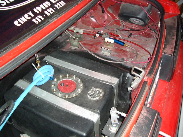 Foxbody Fuel Cell Looking For Pics Ideas Ford
