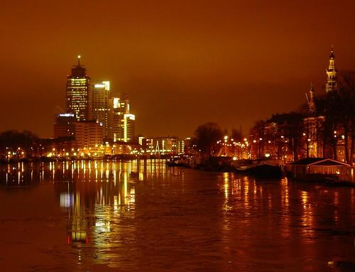 Amsterdam, la sera