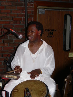 Aurelio Martinez of Garifuna Collective