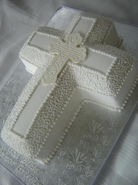 First Communion Cross | Flickr - Photo Sharing!