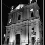 Montecelio - Chiesa settecentesca di San Giovanni evangelista