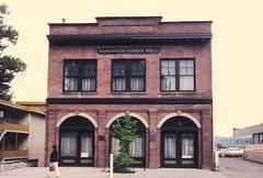 Washington Pioneer Hall, 1975