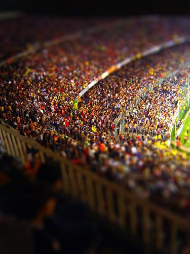 Fußball (fake miniature)