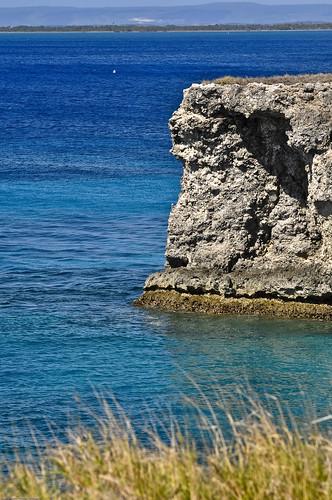 ocean landscape bay nikon cuba cliffs guantanamo d90 gtmo chazjaz