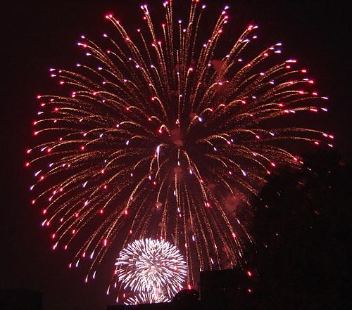 Eid - Fireworks
