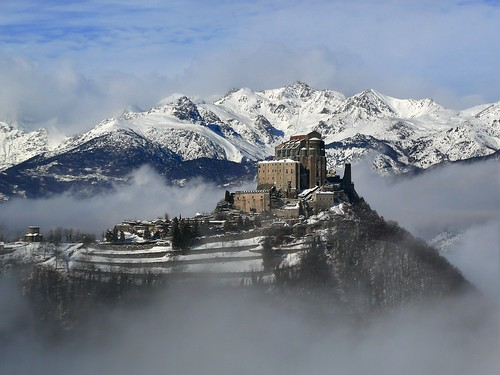 Saint Michael's Abbey - Piedmont