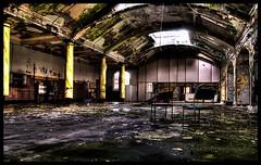 West Park - abandoned lunatic asylum