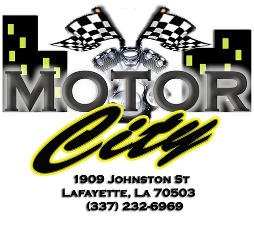 Motor City Logo By Subicon Logo For Motor City Of