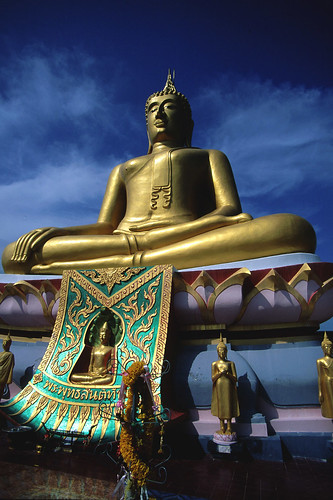 Big Buddha on Koh Samui
