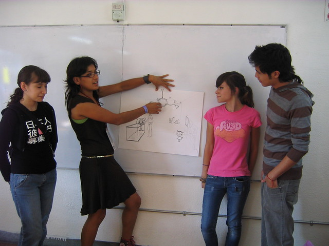 Deeper Learning A Collaborative Classroom Is Key : Student presentations flickr photo sharing