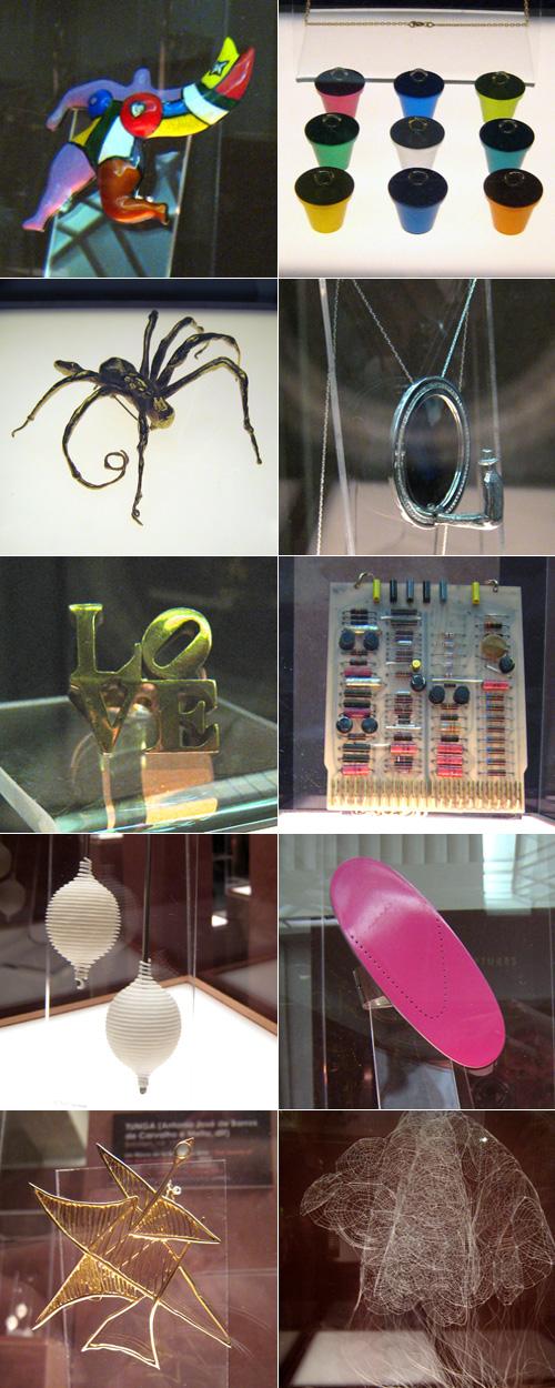 Exposition bijoux sculptures au mus e la pisicine for Salon o d ange saint georges des gardes